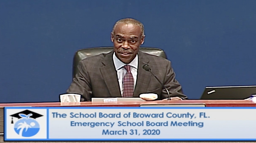 Watch video from Superintendent Robert W. Runcie's statement to the community