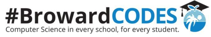 Broward Codes- Computer Science in every school, for every student.