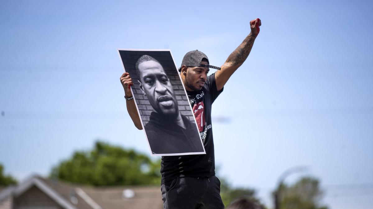 Black History Milestones: George Floyd Protests