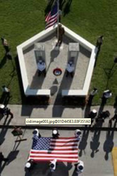 Western High School Hosts 20th Anniversary 9/11 Memorial Ceremony